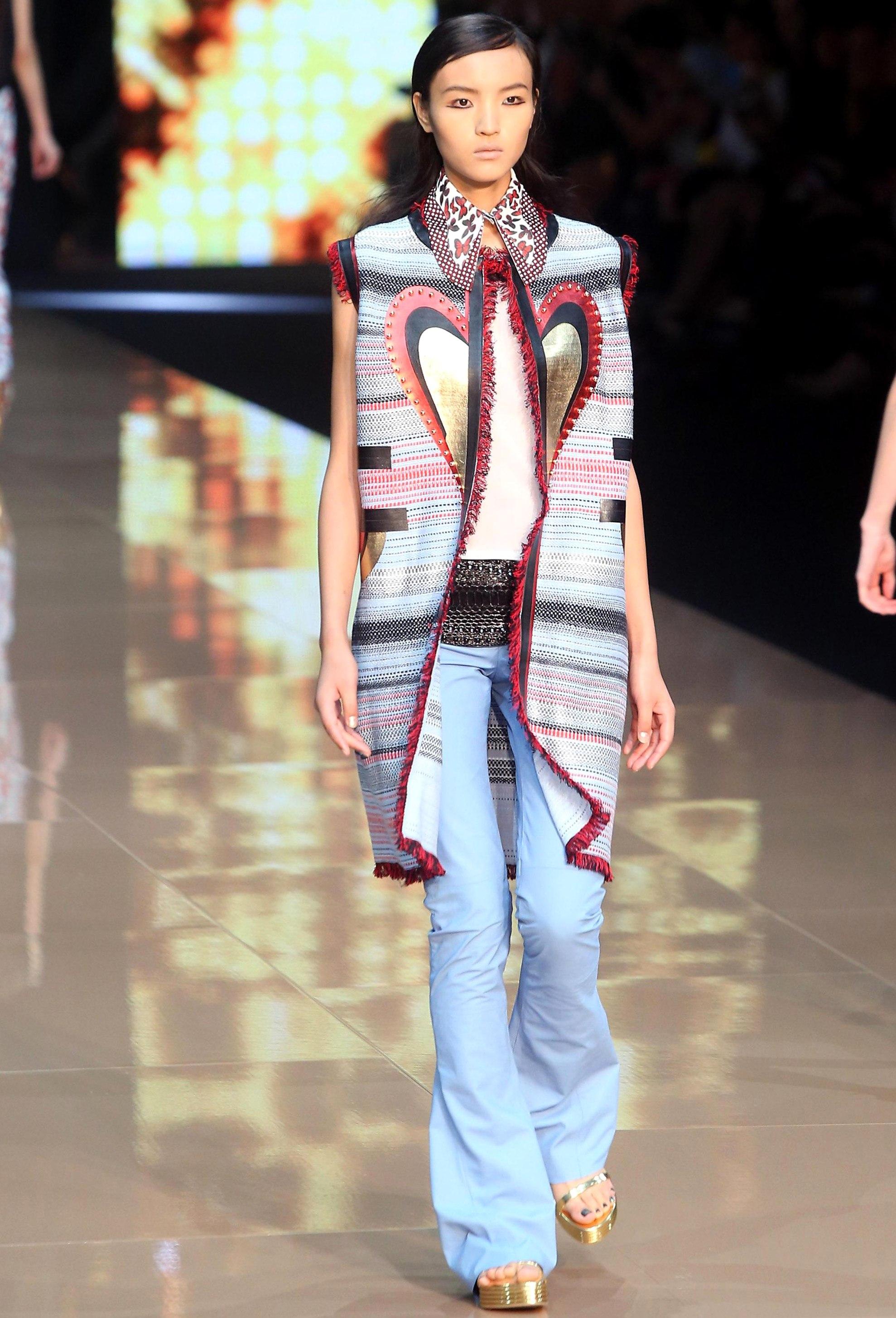 Semana De La Moda En Milan-Italia (Fotos)