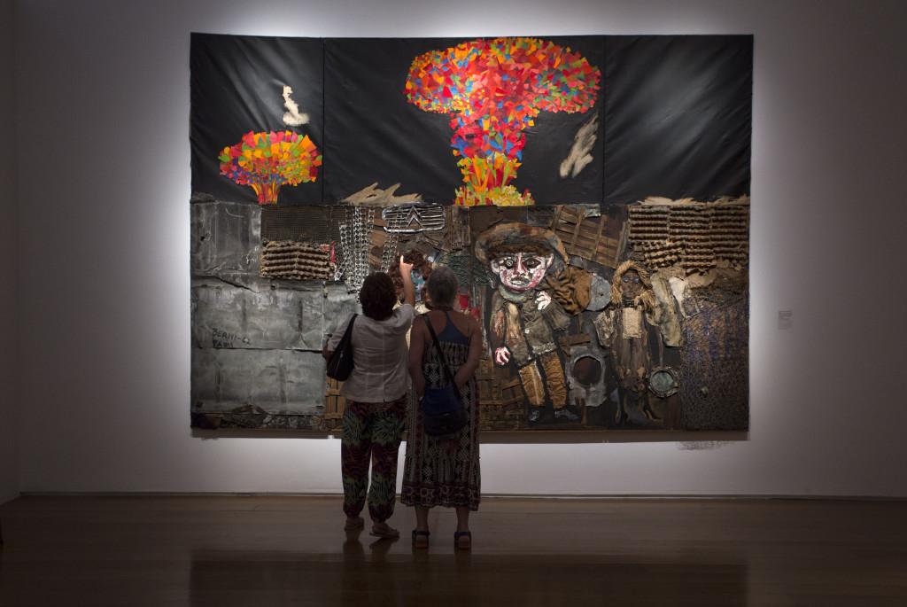 """La exposición del artista argentino Antonio Berni """"Juanito y Ramona"""""""